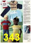1980 Sears Spring Summer Catalog, Page 343
