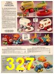 1974 JCPenney Christmas Book, Page 327