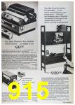 1964 Sears Fall Winter Catalog, Page 915