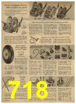 1962 Sears Spring Summer Catalog, Page 718