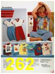 1986 Sears Spring Summer Catalog, Page 262
