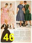 1957 Sears Spring Summer Catalog, Page 46