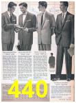 1957 Sears Spring Summer Catalog, Page 440