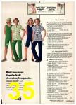 1974 Sears Spring Summer Catalog, Page 35