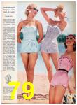 1957 Sears Spring Summer Catalog, Page 79