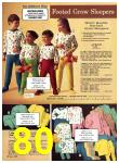 1971 Sears Fall Winter Catalog, Page 80
