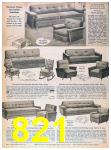 1957 Sears Spring Summer Catalog, Page 821