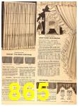 1956 Sears Fall Winter Catalog, Page 865