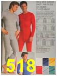 1987 Sears Fall Winter Catalog, Page 518