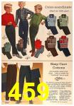1963 Sears Fall Winter Catalog, Page 459