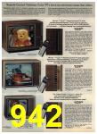 1980 Sears Fall Winter Catalog, Page 942