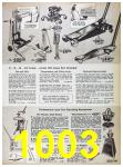 1967 Sears Fall Winter Catalog, Page 1003