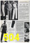 1972 Sears Spring Summer Catalog, Page 504