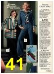 1976 Sears Fall Winter Catalog, Page 41