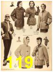 1956 Sears Fall Winter Catalog, Page 119
