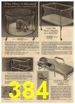1961 Sears Spring Summer Catalog, Page 384