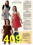 1976 Sears Fall Winter Catalog, Page 409