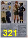 1984 Sears Spring Summer Catalog, Page 321