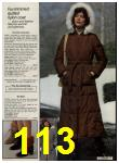 1979 Sears Fall Winter Catalog, Page 113