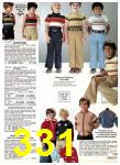 1980 Sears Spring Summer Catalog, Page 331
