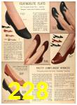 1956 Sears Fall Winter Catalog, Page 228