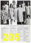 1967 Sears Spring Summer Catalog, Page 205