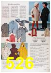1964 Sears Fall Winter Catalog, Page 526