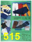 1988 Sears Spring Summer Catalog, Page 515