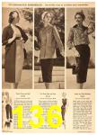 1958 Sears Spring Summer Catalog, Page 136