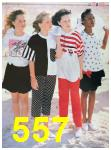 1988 Sears Spring Summer Catalog, Page 557
