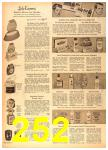 1958 Sears Spring Summer Catalog, Page 252