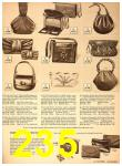 1949 Sears Spring Summer Catalog, Page 235