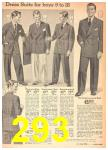 1942 Sears Spring Summer Catalog, Page 293