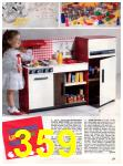 1990 Sears Christmas Book, Page 359