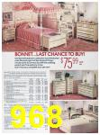 1988 Sears Fall Winter Catalog, Page 968
