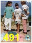 1988 Sears Spring Summer Catalog, Page 491