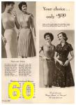 1960 Sears Spring Summer Catalog, Page 60