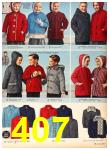 1958 Sears Fall Winter Catalog, Page 407