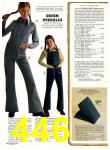 1974 Sears Fall Winter Catalog, Page 446