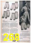 1957 Sears Spring Summer Catalog, Page 268