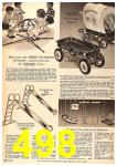 1960 Sears Fall Winter Catalog, Page 498