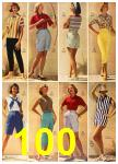1958 Sears Spring Summer Catalog, Page 100