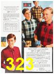 1967 Sears Fall Winter Catalog, Page 323
