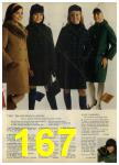1968 Sears Fall Winter Catalog, Page 167