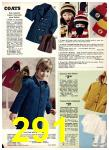 1975 Sears Fall Winter Catalog, Page 291