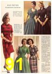 1960 Sears Fall Winter Catalog, Page 91
