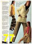 1969 Sears Fall Winter Catalog, Page 77