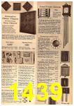 1964 Sears Spring Summer Catalog, Page 1439