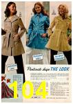 1972 Montgomery Ward Spring Summer Catalog, Page 104