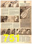 1956 Sears Fall Winter Catalog, Page 751